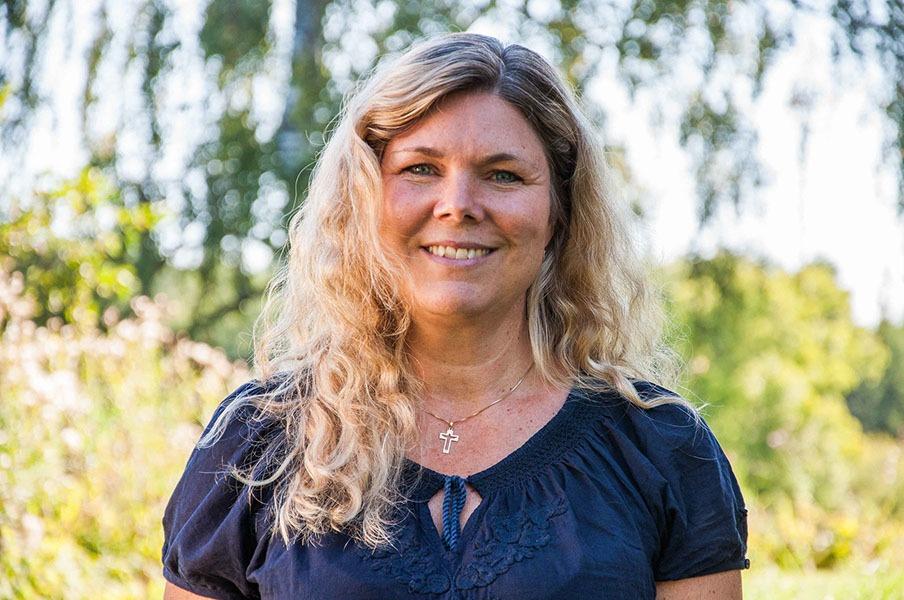 MARIA ERIKSSON (Tjänstledig)