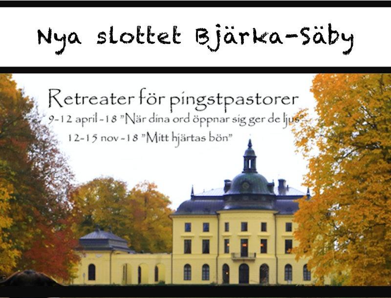 Retreat Bjärka 18