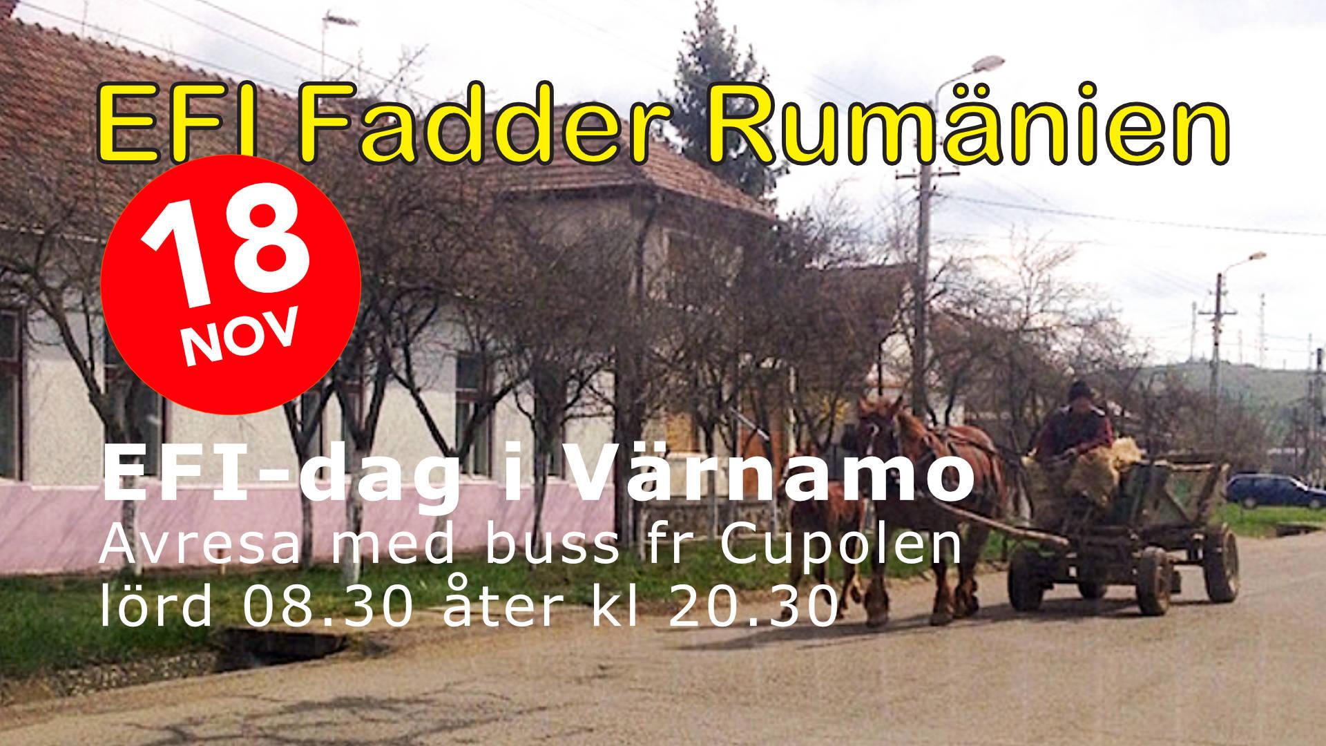 EFI Fadder
